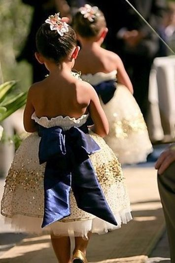 Cute bridesmaid dresses for little girls ideas 95